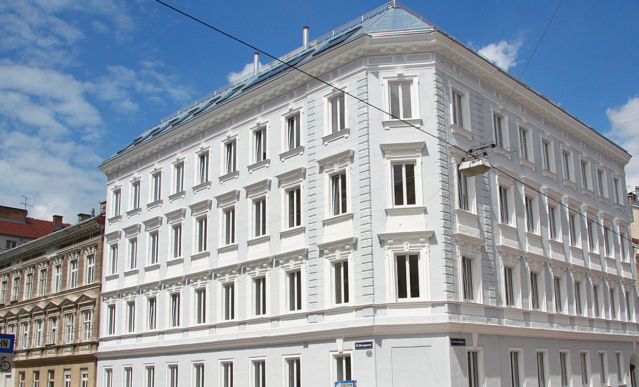 Bonygasse, Wien